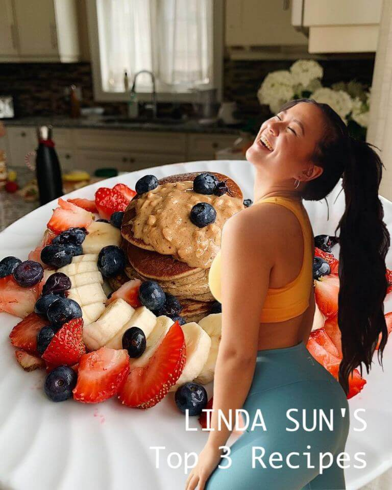 LINDA SUN'S Famous Breakfast Recipes: Top 3
